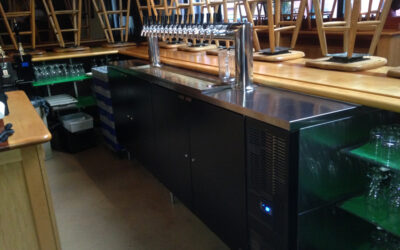 Beer Installs – Self Contained Direct Draw Units